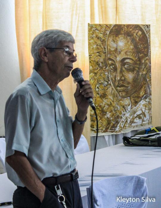 Padre Bruno Sechi - Membro do Conselho Fiscal do MRE